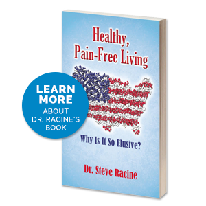 Chiropractic Winter Park FL Healthy Pain-Free Living Book Dr Racine